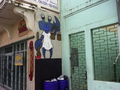 Crab - Calle Cerra