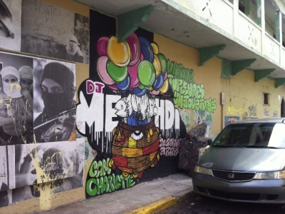 Calle Cerra - Paris to Santurce