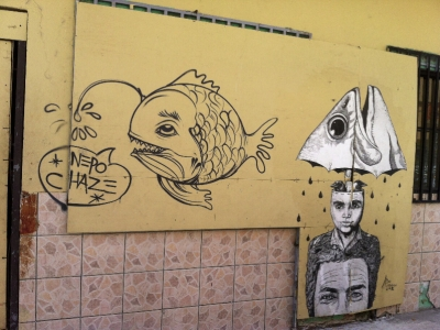 Calle Cerra - Fish head