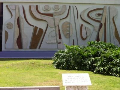 Las Musas Mural