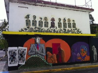 Calle Asia y Calle Sanchez