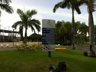 Parque Central Santurce